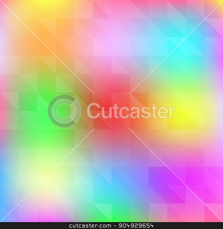 Vector illustration abstract background stock vector clipart, Vector illustration abstract background of triangles. Stock vector by Amelisk