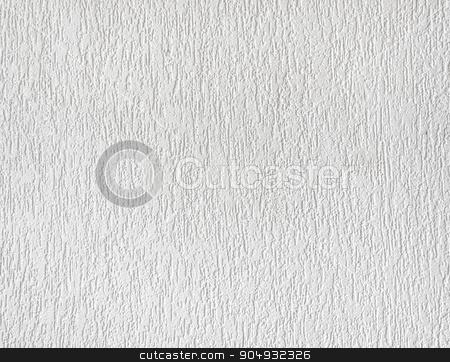 White wall texture stock photo, White wall texture or background by Dutourdumonde
