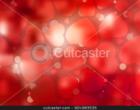 Valentine card with copy space. EPS 8 stock vector clipart, Valentine card with copy space. EPS 8 vector file included by Vladimir Petrov