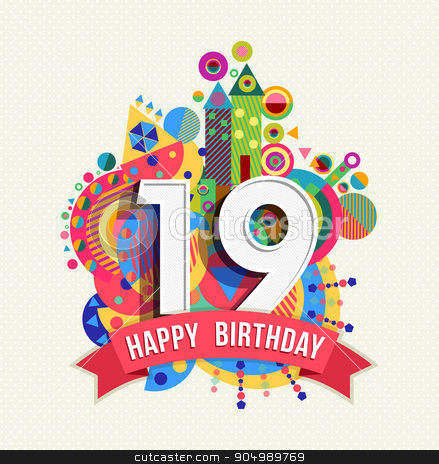 Similar Images Happy Birthday 17 Year Greeting