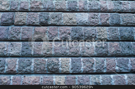wall texture of rough Natural stone for background stock photo, wall texture of rough Natural stone for background by timonko