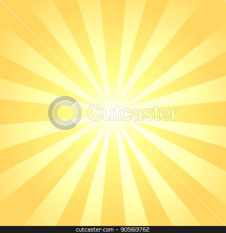 sun rays background stock vector clipart, illustration sun rays background. Vector illustration EPS10 by Igor Samoilik