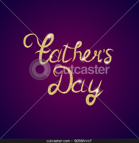Happy Fathers Day.Happy fathers day card stock vector clipart, Happy Fathers Day.Happy fathers day card retro type font. by Amelisk