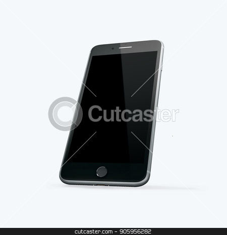 3D render of your Smartphone on a white background stock photo, 3D render of your Smartphone on a white background 2k by bigcity31