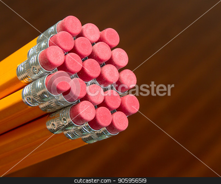 Have my pencils, ready for school stock photo, Group of pencils together and ready for a day at class by txking