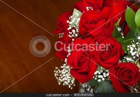 Display of love stock photo, Colorful display of roses by txking