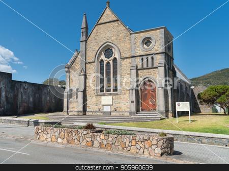 Albany, Western Australia stock photo, Baptist church, famous place of Albany, Western Australia by Alexander Ludwig