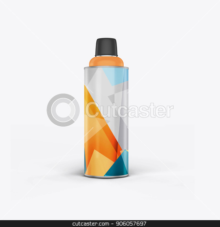 3d render of a can on a white background stock photo, 3d render of a can on a white background eps by bigcity31