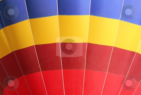 Hot air balloon stock photo, Colorful hot air balloon background by Gautier Willaume