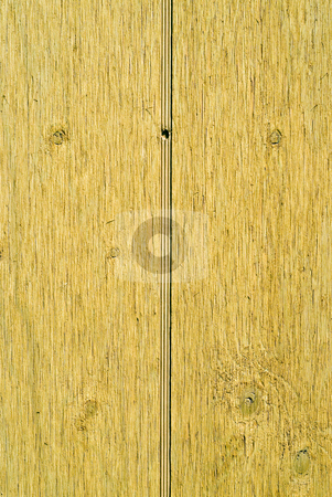 Wood Siding stock photo, Close-up view of some wood siding on a building by Richard Nelson