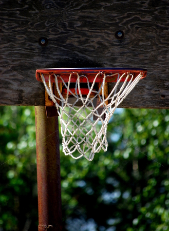 Wooden Hoop stock photo,  by Shelley Salyers