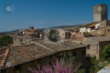 Stadtdansicht von San Gimignano, Toskana stock photo, Stadtdansicht von San Gimignano, Toskana by Wolfgang Heidasch