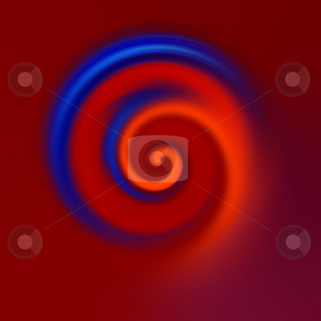 Abstract swirl stock photo, An illustration of an abstract esoteric swirl by Markus Gann