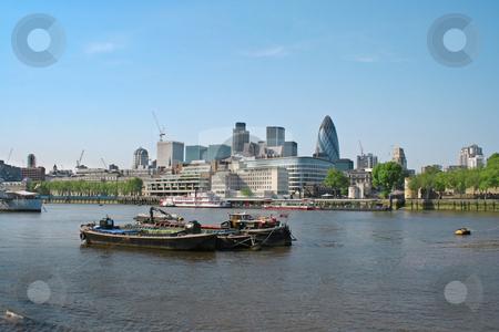London cityscape stock photo, A photography of the big London city by Markus Gann