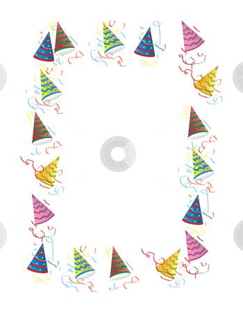 Celebration background stock photo, A illustration of a celebration background card by Markus Gann