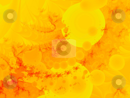 Blood fractal stock photo, An illustration of an abstract fractal graphic. by Markus Gann