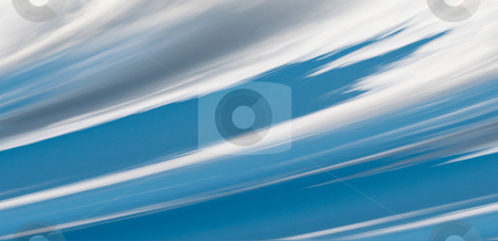 Dynamic cloud stock photo, A illustration of a white dynamic cloud by Markus Gann