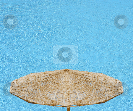 Pool stock photo, A photography of a pool side view by Markus Gann