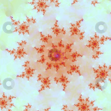 Stylish fractal grafic stock photo, A illustration of a stylish fractal grafic by Markus Gann