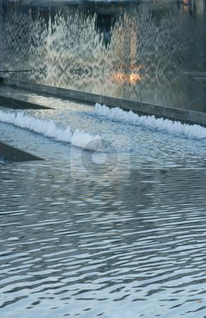 Water installation in brighton stock photo, A photograph of a water installation in brighton by Markus Gann