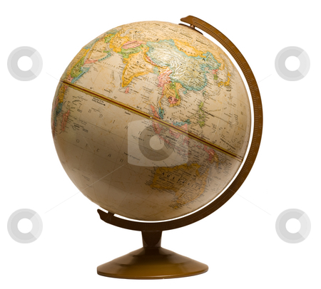 Spinning globe stock photo spinning globe gumiabroncs Gallery