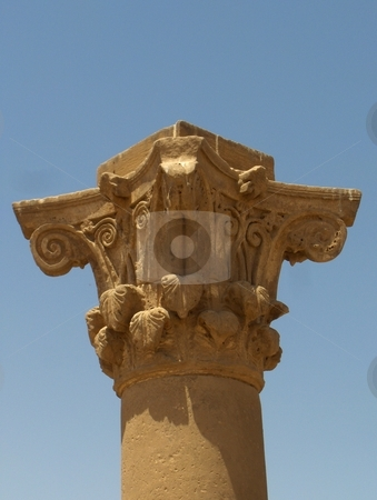 Pillar stock photo,  by Jessica Tooley