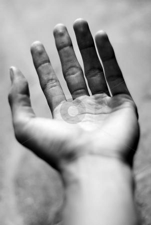 A hand stock photo,  by Saktian Aji
