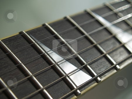 Neck stock photo, My guitar neck by Pier Luigi Ricci