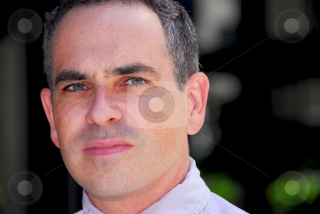 Businessman portrait stock photo, Portrait of a businessman by Elena Elisseeva