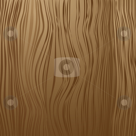 Wood light stock photo, Abstract illustrated background image of a wooden panel by Michael Travers