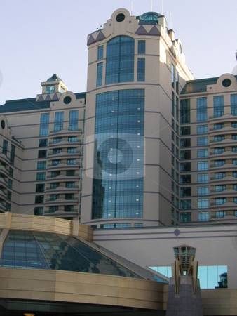 Foxwoods Hotel  stock photo, Foxwoods Hotel by Ritu Jethani