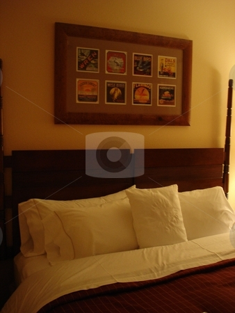 Bedroom stock photo, Modern Bedroom by Ritu Jethani