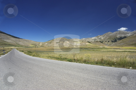 A way to nowhere stock photo,  by Luca Mosconi