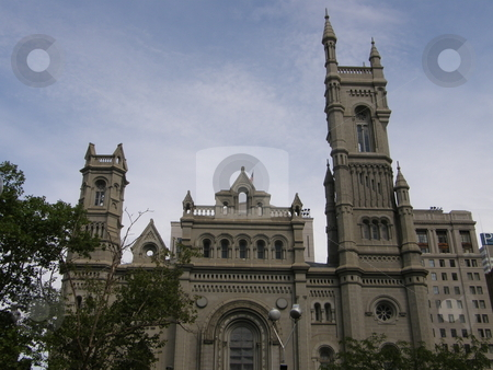 Masonic Temple in Philadelphia stock photo, Masonic Temple in Philadelphia, Pennsylvania by Ritu Jethani