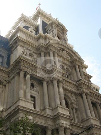 City Hall in Philadelphia stock photo, City Hall in Philadelphia, Pennsylvania by Ritu Jethani