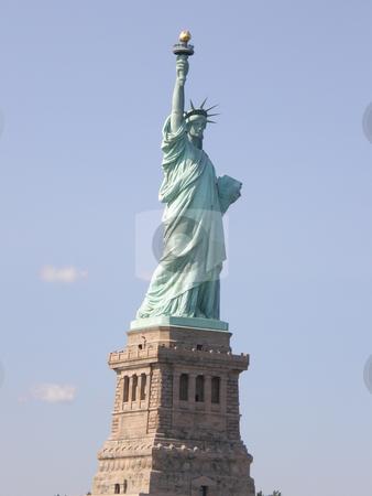 Statue of Liberty stock photo, Statue of Liberty (USA) by Ritu Jethani