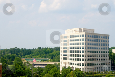 Office Building stock photo, Office building, financial district, hotel, hospital, business complex, etc. by Robert Byron