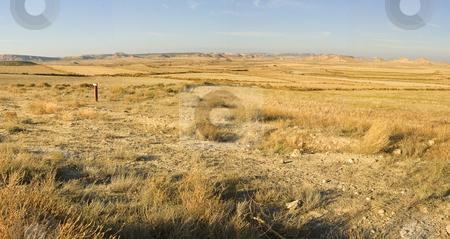 Bardenas desert stock photo, Image of the desert of Bardenas Reales in Navarra, Spain by Ivan Montero