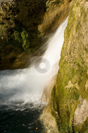 River stock photo, An image of a beautifull river in autumn by Ivan Montero