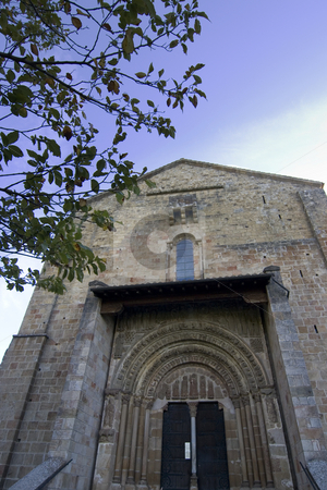 Church stock photo, An image of a part of a christian church by Ivan Montero