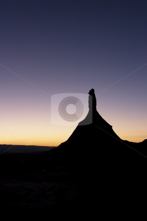 Bardenas stock photo, Image of the desert of Bardenas Reales in Navarra, Spain by Ivan Montero
