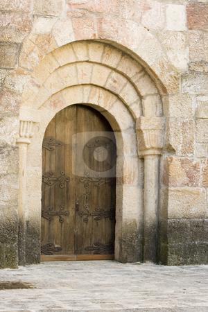 Door stock photo, Image of the detail of an old door by Ivan Montero