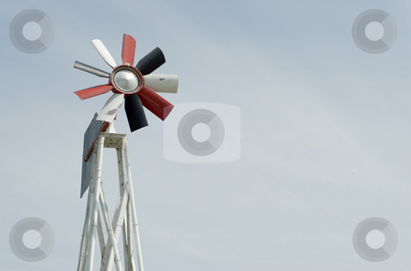 Weather Vane stock photo, Low angle view of a metal weather vane by Richard Nelson