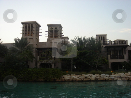 Madinat Jumeirah stock photo, Madinat Jumeirah in Dubai, United Arab Emirates by Ritu Jethani