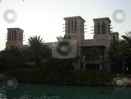 Madinat Jumeirah stock photo, Madinat Jumeirah in Dubai, United Arab Emirates by Ritu Jethani