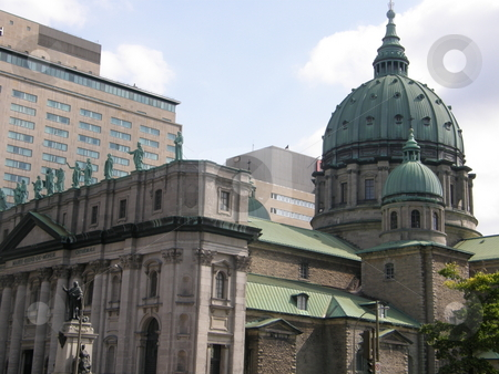 St. Patrick's Basilica In Montreal stock photo, St. Patrick's Basilica In Montreal, Canada by Ritu Jethani