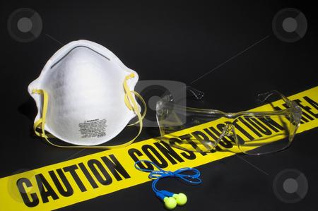 Personal Protective Equipment stock photo, Personal protective equipment by Robert Byron