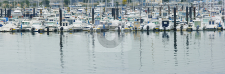 Marina stock photo, Image of the boats in the marina in the Vasque Country by Ivan Montero
