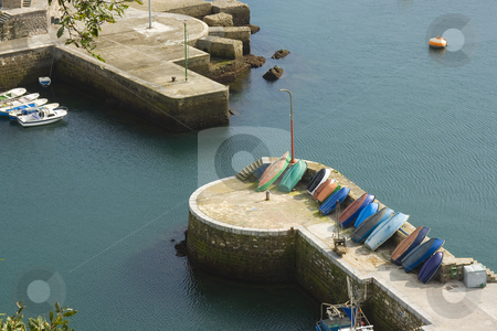 C stock photo, Image of the boats in the marina in the Vasque Country by Ivan Montero