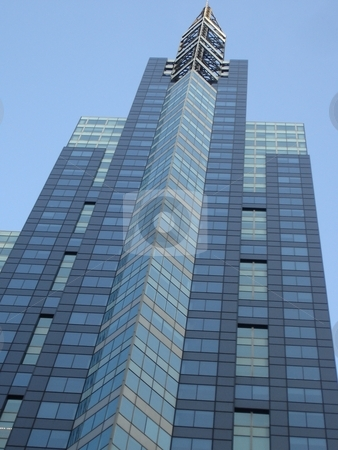 Skyscraper in New York City stock photo, Skyscraper in New York City (USA) by Ritu Jethani